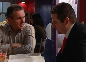 Karl Kennedy, Toadie Rebecchi in Neighbours Episode 4842