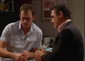 Stuart Parker, Paul Robinson in Neighbours Episode 4842