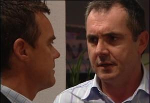 Paul Robinson, Karl Kennedy in Neighbours Episode 4842