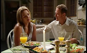 Steph Scully, Max Hoyland in Neighbours Episode 4945