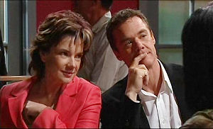 Lyn Scully, Paul Robinson in Neighbours Episode 4981