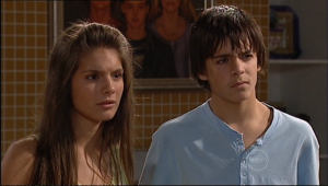 Rachel Kinski, Zeke Kinski in Neighbours Episode 5040