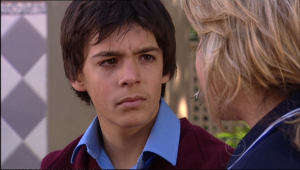 Zeke Kinski, Anne Baxter in Neighbours Episode 5040