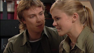 Cameron Robinson, Elle Robinson in Neighbours Episode 5042