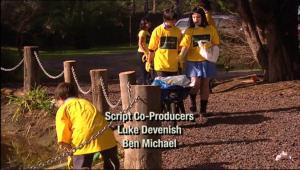 Bree Timmins, Zeke Kinski in Neighbours Episode 5044