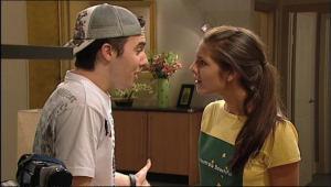 Stingray Timmins, Rachel Kinski in Neighbours Episode 5045