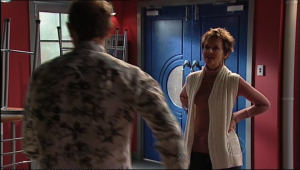 Max Hoyland, Susan Kennedy in Neighbours Episode 5047