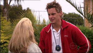 Loris Timmins, Ned Parker in Neighbours Episode 5047
