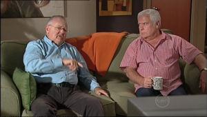 Harold Bishop, Lou Carpenter in Neighbours Episode 5049