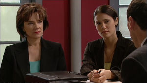 Lyn Scully in Neighbours Episode 5050