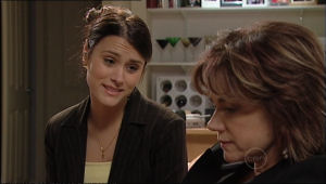 Carmella Cammeniti, Lyn Scully in Neighbours Episode 5050