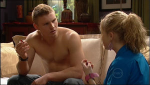 Boyd Hoyland, Janae Timmins in Neighbours Episode 5051