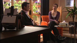 Paul Robinson, Dr Sarah Young in Neighbours Episode 5054