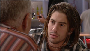 Harold Bishop, Dylan Timmins in Neighbours Episode 5059