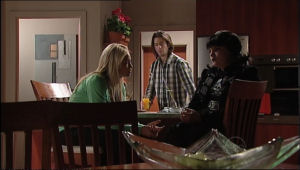 Sky Mangel, Dylan Timmins, Bree Timmins in Neighbours Episode 5059