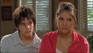 Zeke Kinski, Rachel Kinski in Neighbours Episode 5060
