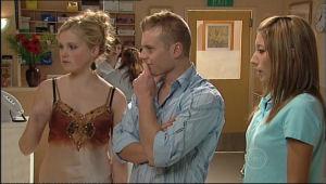 Janae Hoyland, Boyd Hoyland, Katya Kinski in Neighbours Episode 5060