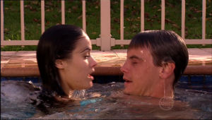 Carmella Cammeniti, Ned Parker in Neighbours Episode 5063