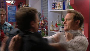 Paul Robinson, Max Hoyland in Neighbours Episode 5063