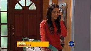 Carmella Cammeniti in Neighbours Episode 5063