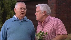 Harold Bishop, Lou Carpenter in Neighbours Episode 5064