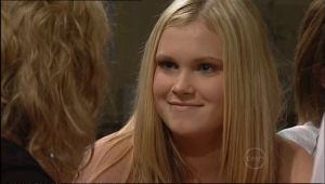 Janae Hoyland in Neighbours Episode 5065
