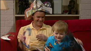 Paul Robinson, Oscar Scully in Neighbours Episode 5068