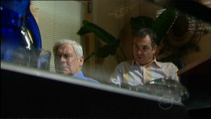Lou Carpenter, Karl Kennedy in Neighbours Episode 5069