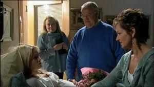 Sky Mangel, Loris Timmins, Harold Bishop, Susan Kennedy in Neighbours Episode 5070