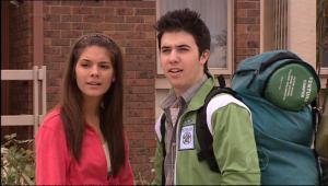 Rachel Kinski, Stingray Timmins in Neighbours Episode 5071