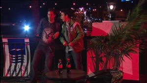 Dylan Timmins, Stingray Timmins in Neighbours Episode 5071