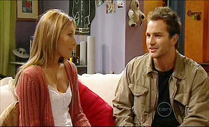 Katya Kinski, Will Griggs in Neighbours Episode 5074