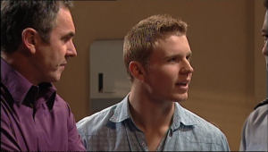 Karl Kennedy, Boyd Hoyland in Neighbours Episode 5075