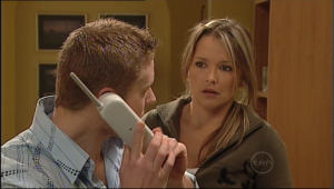 Boyd Hoyland, Steph Scully in Neighbours Episode 5076
