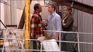 Bob Mould, Boyd Hoyland, Steph Scully in Neighbours Episode 5076