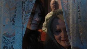 Carmella Cammeniti, Harold Bishop, Loris Timmins in Neighbours Episode 5078