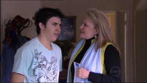 Loris Timmins, Stingray Timmins in Neighbours Episode 5078