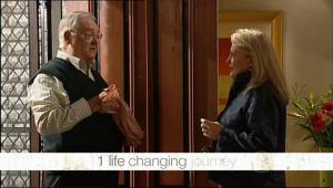 Harold Bishop, Loris Timmins in Neighbours Episode 5085