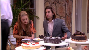 Elle Robinson, Dylan Timmins in Neighbours Episode 5085