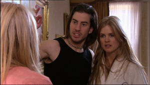 Elle Robinson, Dylan Timmins, Sky Mangel in Neighbours Episode 5086