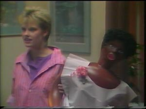 Daphne Clarke in Neighbours Episode 0001