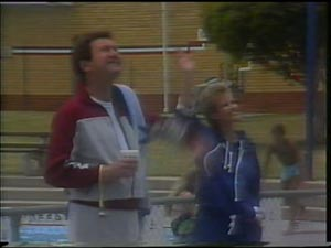 Max Ramsay, Daphne Lawrence in Neighbours Episode 0003