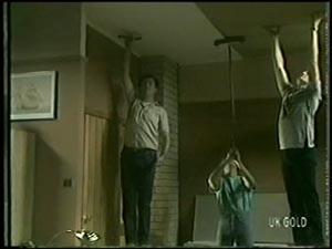 Max Ramsay, Shane Ramsay, Jim Robinson in Neighbours Episode 0005