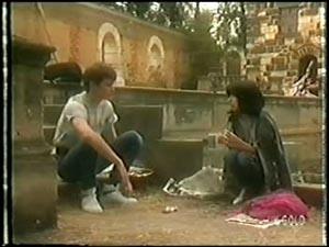 Scott Robinson, Kim Taylor in Neighbours Episode 0007
