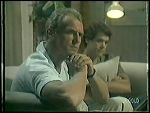 Jim Robinson, Paul Robinson in Neighbours Episode 0007