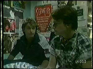 Shane Ramsay, Danny Ramsay in Neighbours Episode 0008