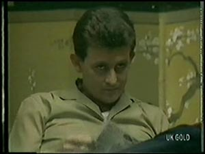 Des Clarke in Neighbours Episode 0008