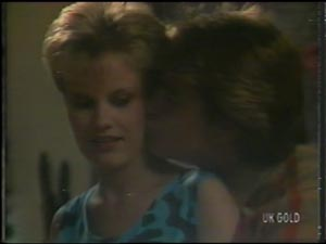Daphne Clarke, Shane Ramsay in Neighbours Episode 0009