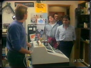 Shane Ramsay, Danny Ramsay in Neighbours Episode 0009