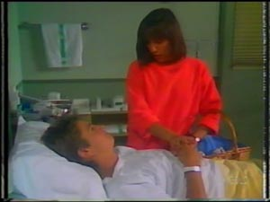 Shane Ramsay, Maria Ramsay in Neighbours Episode 0012